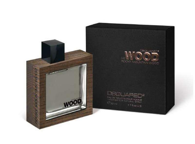 Мужские - Dsquared2 Rocky Mountain Wood (edt 100 ml)