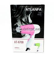 Фен для укладки волос ATLANFA AT-6700 1000w
