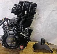 Двигатель 200 кубов