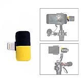 Переходник сплиттер разветвитель 2 в 1 VOLRO для iPhone X / 8 / 7 для зарядки и наушников Black (vol-409), фото 4