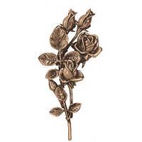 Бронзові аксесуари для памятника квіти Lorenzi3713/29,5