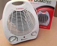 Тепловентилятор , обогреватель  бытовой, дуйка,   Тепловентилятор Domotec DT-1604 2000 Вт