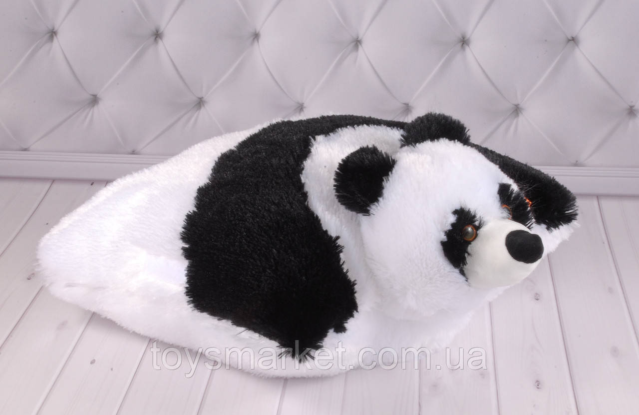 Детская подушка-складушка Панда