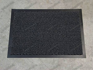 Грязезащитный ковер Стандарт темно-серый