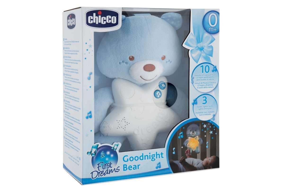 """Ночник подвеска Медвежонок """"First Dreams"""" Chicco 79711"""