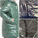 Демисезонная утепленная куртка для девочки Felice  Размеры 104 - 122, фото 2