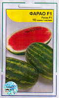 Семена Арбуз крупноплодный Фарао F1,  10 семян Syngenta