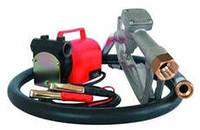 Насос для дизтоплива KIT Batteria 12V Adam Pumps с пистолетом