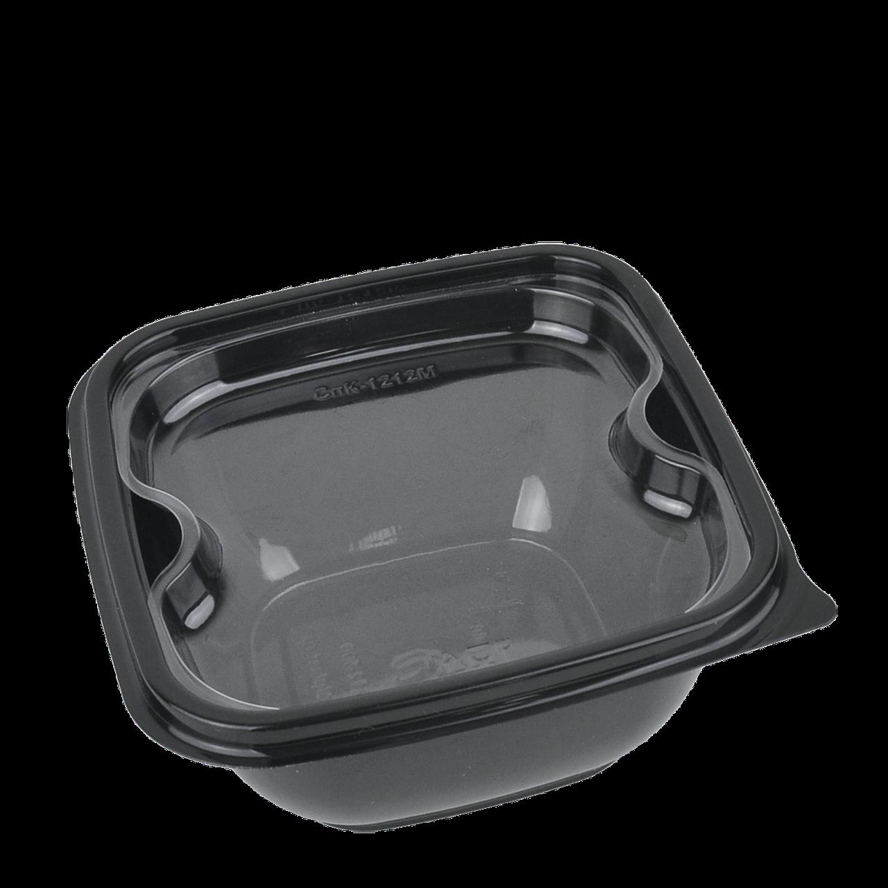 Менажница (вкладка) прозрачная для квадратного контейнера (50 шт в уп.)