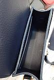 Женская Сумочка клатч экокожа и замш на плечо + кошелёк. . В расцветках, фото 3