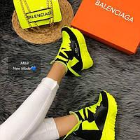 Женские кроссовки balenciaga, фото 1
