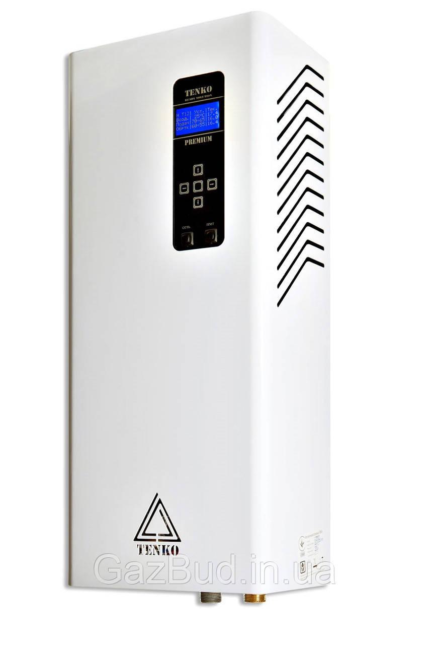 Электрический котел Tenko Премиум Плюс 9 / 380