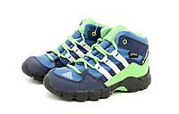 Полуботинки Adidas 23 Сине-зеленый (Adidas terrex green - 23)