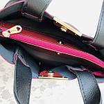 Женская сумка бордо    (3066), фото 6