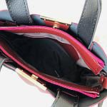 Женская сумка бордо    (3066), фото 8