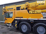 Автокран Liebherr LTM 1080 2002р., фото 7