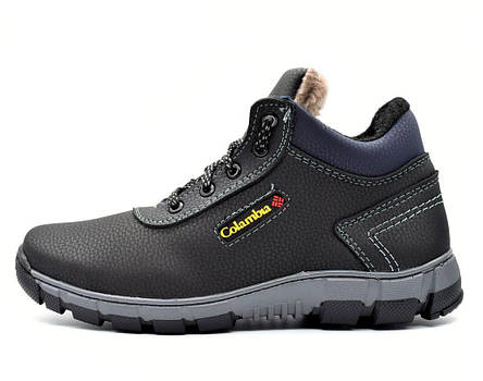 Ботинки кроссовки зимние мужские, фото 2