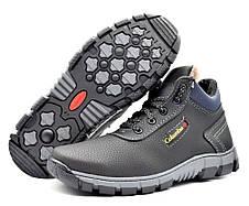 Ботинки кроссовки зимние мужские, фото 3