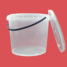 Ведро пластиковое пищевое 5 л