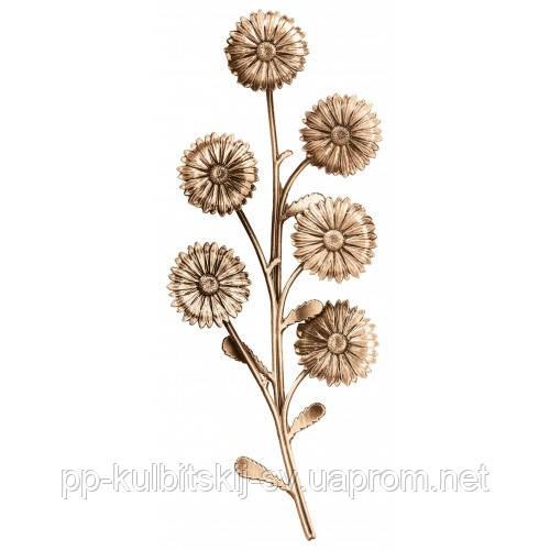 Квіти на  пам'ятник L3756/33*15