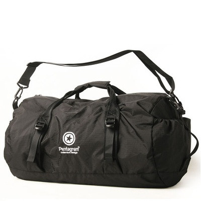 Сумка спортивна Pentagram 40л, Дорожня сумка з плечовим ремнем