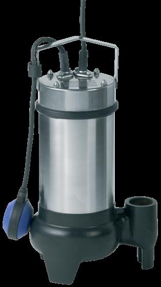 Насос с погружным двигателем для отвода сточных вод Wilo STS40/10 1-230-50-2-10M