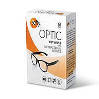 Влажные салфетки для оптики Softy Optic 10 шт