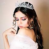 Marry-Elizabeth - Діадема копія улюбленої корони Єлизавети 2ї (6см), фото 2