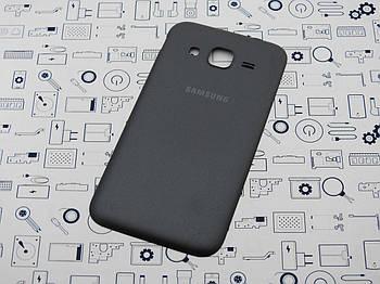 Задняя крышка Samsung G361H Galaxy Core Prime черный Сервисный оригинал с разборки