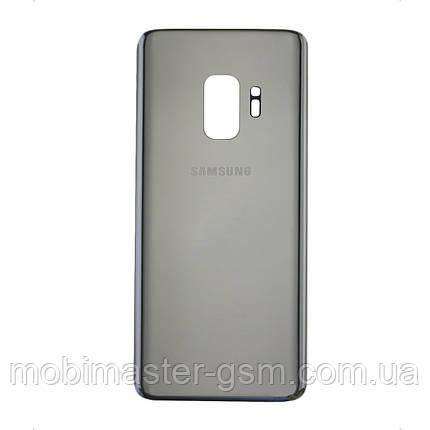 Задняя крышка Samsung S9 G960 gray, фото 2