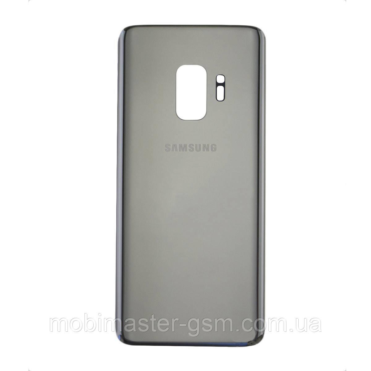 Задняя крышка Samsung S9 G960 gray