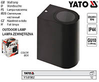 Світильник YATO Польща світильник настінний YT-81902
