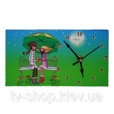 Часы Love is ...Под зонтом