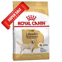 Сухой корм для собак Royal Canin Labrador Retriever Adult 3 кг