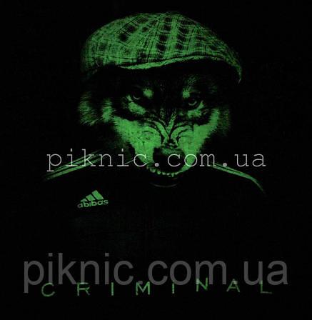 Молодежный джемпер, свитшот XXL. Украина. Светится в темноте. Мужской свитер для высоких, стройных, фото 2