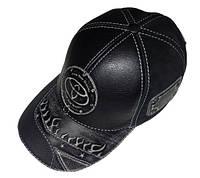 Модель №280 Кожаная кепка бейсболка TOYOTA