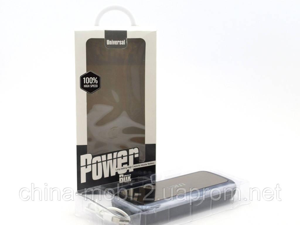 UKC power bank 55000mAh, зеркальный повербанк с фонариком