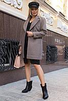 Стильное брендовое пальто Вива 7907, фото 1