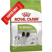 Сухой корм для собак Royal Canin X-Small Adult 3 кг