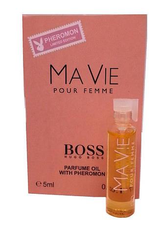 Hugo Boss Ma Vie Pour Femme - Parfume Oil with pheromon 5ml, фото 2