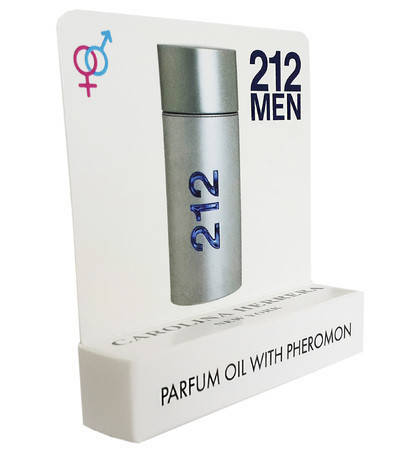 Carolina Herrera 212 for Men - Mini Parfume 5ml, фото 2