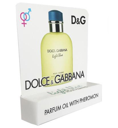Dolce Gabbana Light Blue pour Homme - Mini Parfume 5ml