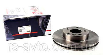 Диск тормозной (передний) VW T4 1.9D/2.5TDI 90-03 (280x24) 208006, фото 2
