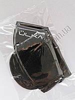 Багаторазова захисна вугільна маска Ülka, чорна