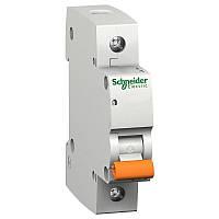 Автоматический выключатель Schneider ВА63 1п 32A тип С 1 полюсный
