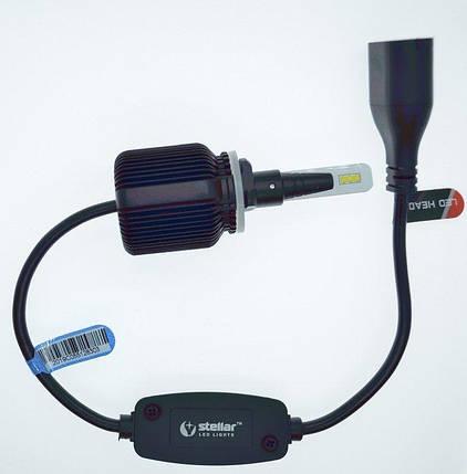 Светодиодные лампы LED STELLAR F1 H27(880) Can-Bus, фото 2