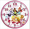 Часы настенные Лола и Стич, фото 4