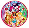 Часы настенные Лола и Стич, фото 6
