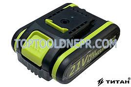 Акумулятор для шуруповерта Titan (Титан) BBL 2115 21 1.5 A