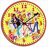 Часы настенные Винкс (3 вида)